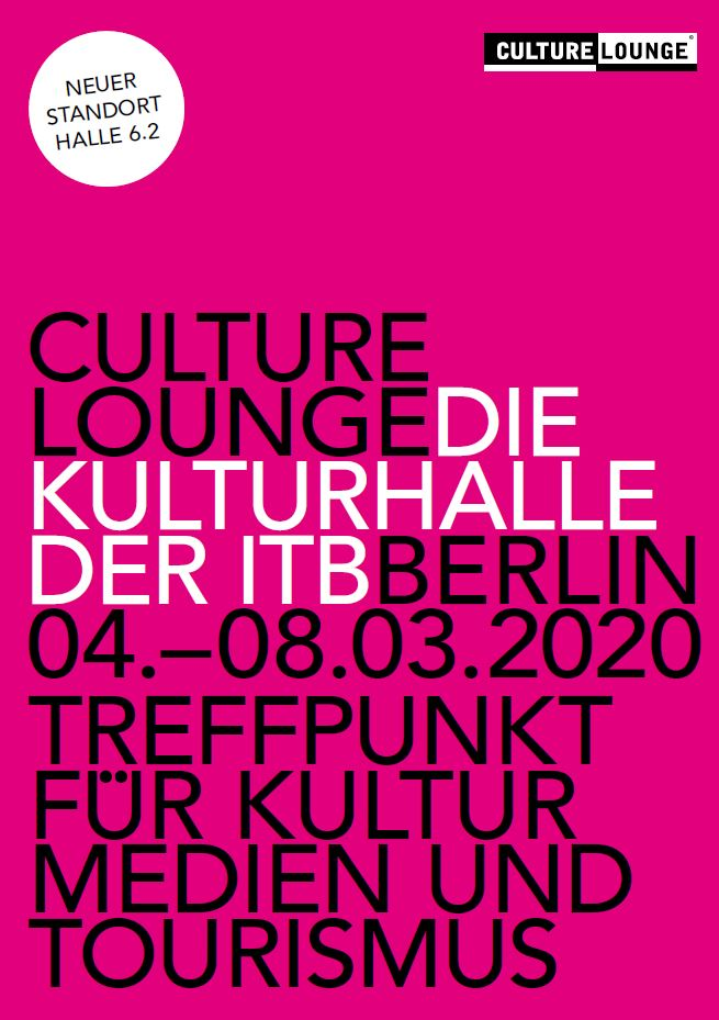 Culture Lounge , ITB Berlin