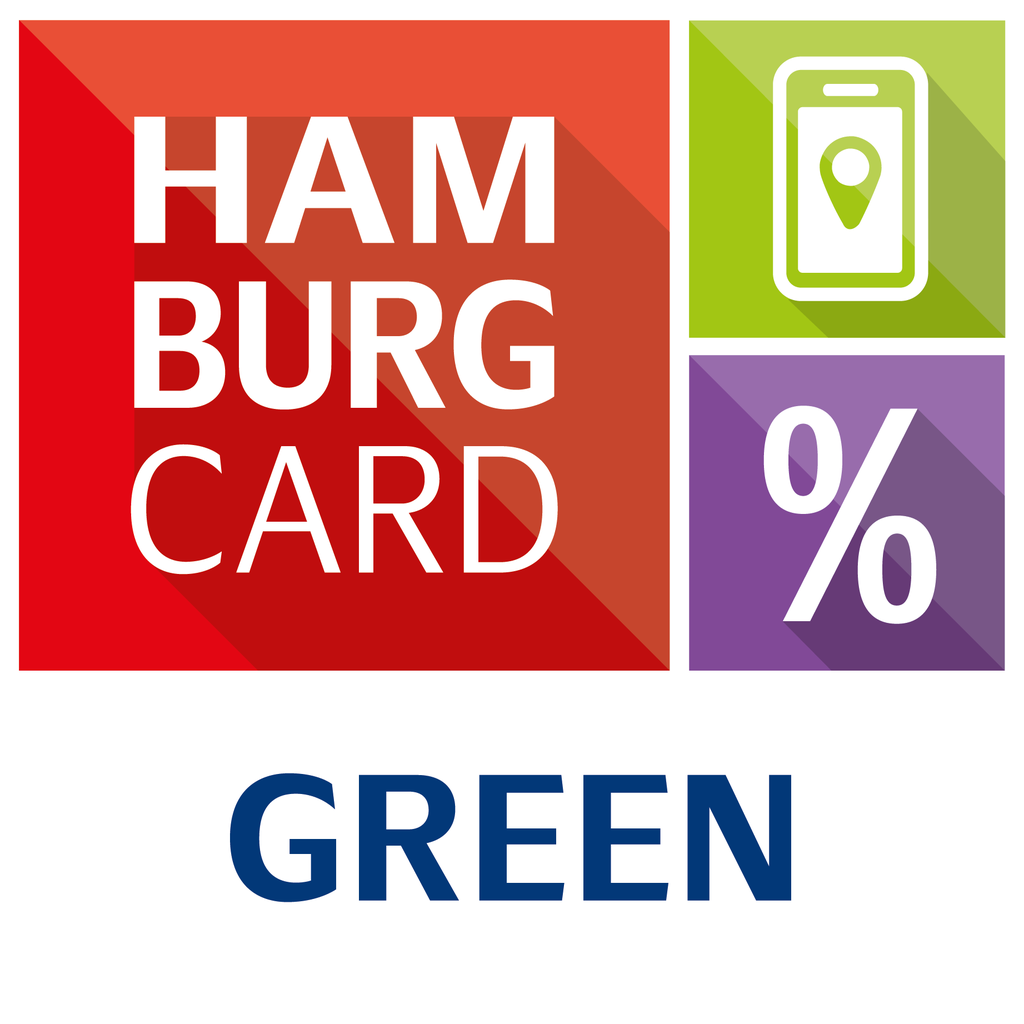 Hamburg Card Green