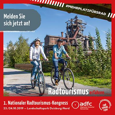 1. Radtourismus Kongress